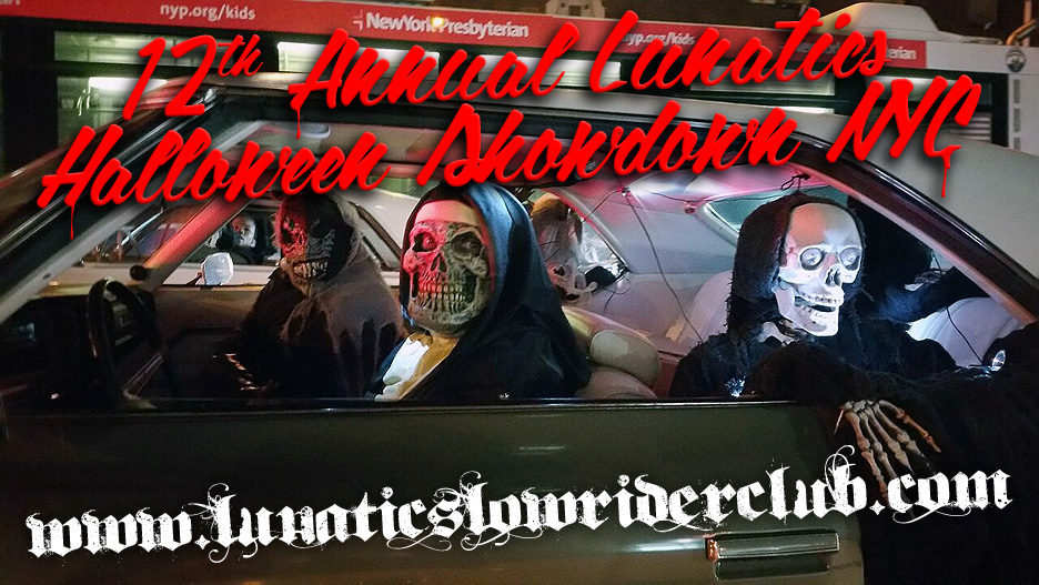 12th Annual Lunatics Halloween Showdown