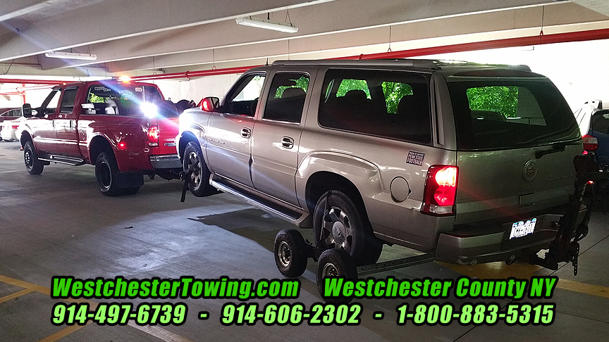 Towing company Westchester County New York. Safe, quick, affordable.
